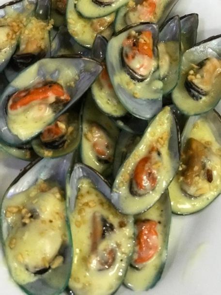 Cheesy Molluscks!